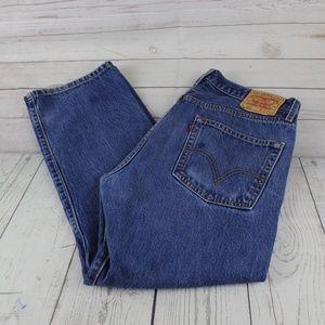 Levi's 501 34X30 Denim Jeans 34 X 30 Levi Strauss